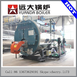 Firetube Boiler 0.5ton/Hr to 10ton Gas LPG Fuel Boiler Price pictures & photos