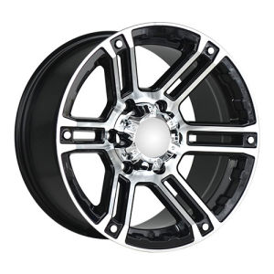 Machine Face and Lip 15 16 Inch Alloy Wheels pictures & photos