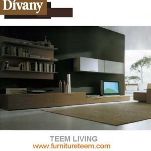 Modern and Villa Project TV Cabinet Set pictures & photos