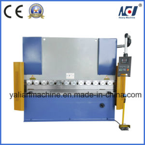 Wc67y-63X3200 Hydraulic Bending Machine