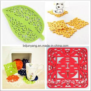 Professional Company Customized Felt Coaster pictures & photos