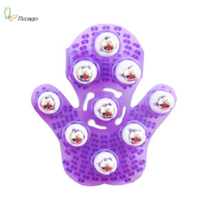 Health-Care Product Body Massager Slimming Massage Gloves pictures & photos