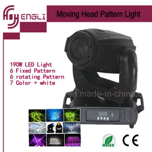 190W LED Stage Moving Head Lighting with CE & RoHS (HL-190ST) pictures & photos