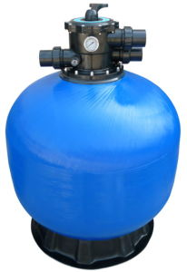 Fiberglass Topmount Sand Filter (bolt type) for Swimming Pool pictures & photos