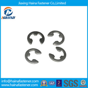 DIN471 Stainless Steel E Shape Retaining Ring Circlip for Shaft pictures & photos