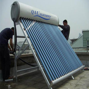 Compact Unpressure Solar Hot Water Heater