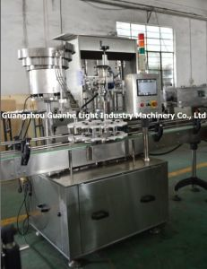 Automatic Rotary Capping Machine for Aluminum Lids/Caps pictures & photos