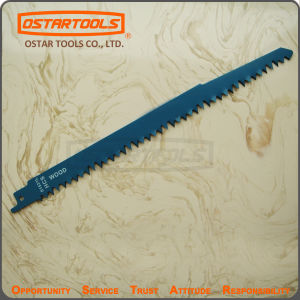 Hcs Reciprocating Cutting Saw Blade for Wood with 240mm Length pictures & photos