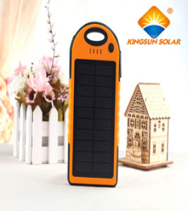 High Efficiency Solar Charging Bank (KSSC-301) pictures & photos