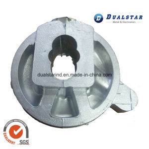 Good Quality Aluminum Base Casting with Sand Casting