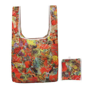OEM New Style Nylon Folding Bag pictures & photos