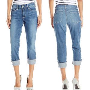 Wholesale Women′s Short Jeans Denim Cotton Pants pictures & photos