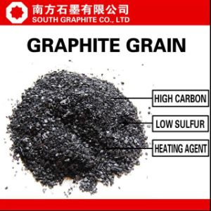Natural Amorphous Graphite Grain FC 85% Southgraphite