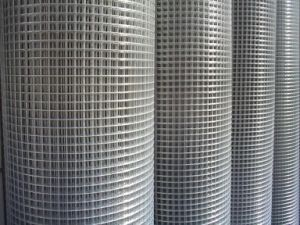 High Quality Galvanized Welded Wire Mesh/Galvanized Iron Welded Wire Mesh/Galvanized Square Hole Wire Mesh pictures & photos