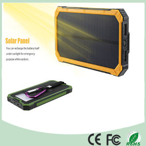 Dual USB Portable Solar Power Bank for Laptop 20000mAh (SC-3688-A) pictures & photos
