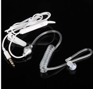 3.5mm Earphone Dust Jack Plugs Ear Phone with Microphone pictures & photos
