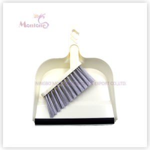 Table Cleaning Tools Plastic Brush Broom and Dustpan Set pictures & photos
