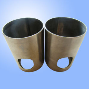 Stainless Steel and Heat-Resistant Parts Seamed Tube Clamp. pictures & photos