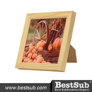 "Bestsub 6""X6"" Wood Photo Frame (TMK02) pictures & photos"