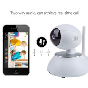 Surveillance Camera Intelligent Motion Detection Security Camera Infrared Detection IP Camera pictures & photos