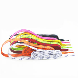 2016 New Design Best Quality Speed Skate Shoelaces pictures & photos