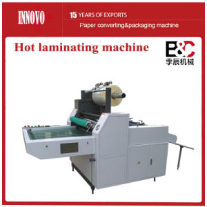 Zxmb-720b Semi-Auto Thermal and Glueless Film Laminating Machine pictures & photos