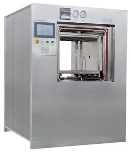 Vertical Pressure Steam Sterilizer 300L Autoclave Sliding Door pictures & photos