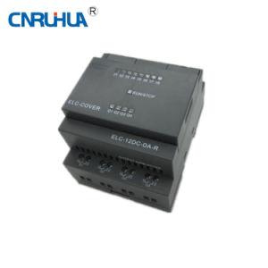 Elc-12DC-D-R-E-Cap Touch Screen HMI PLC pictures & photos