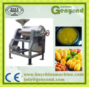 Fruit Pulping Screw Extractor Machine pictures & photos