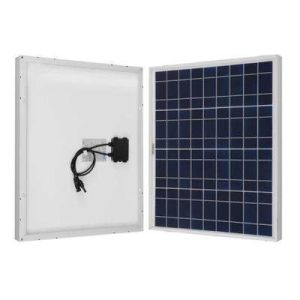 Poly Solar Panel for Charging Battery 75W pictures & photos