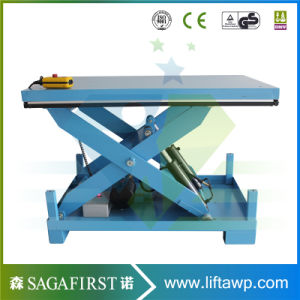 Anti-Dust Fixed Hydraulic Scissor Lift Platform Disabled Lift pictures & photos