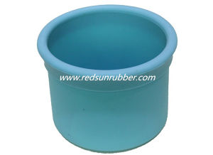 Food Grade Silicone Water Bucket pictures & photos