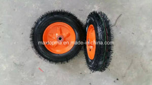 300-8 Pneumatic Rubber Wheel pictures & photos