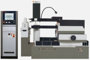 Reciprocating Molybdenum Wire Cut CNC EDM Machine Dk7780 pictures & photos