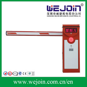 Access Control Barrier Gate with Straight Arm/Safe Passageway pictures & photos