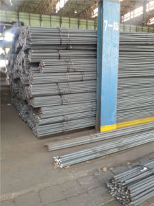 High Yield Steel Deformed Bar Price /B500b pictures & photos