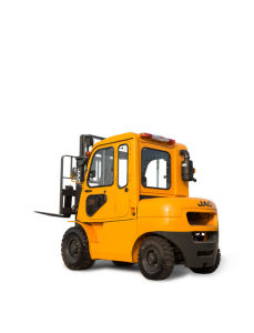 Diesel Engine Power Forklift Truck 4500kg Capacity pictures & photos