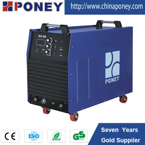 Inverter TIG Welding Machinery DC Current Three Phase Welding Tools pictures & photos