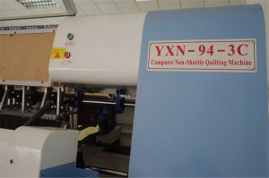Yuxing Industrial Multi-Needle Computerized Shuttleless Quilting Machine for Mattress pictures & photos