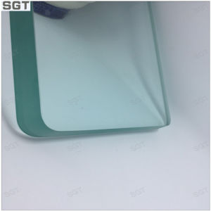 Building Glass 1 8mm Thickness Tempered Glass for Project pictures & photos