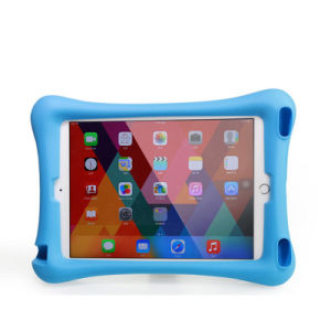 Child Proof Kidsproof Silicone Case with Holder for iPad Air2 pictures & photos