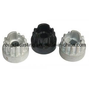 Silica Solution Machined Casting Spare Part, Iron Casting, Sand Casting