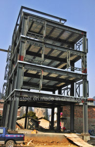 High Rise Steel Structure Building with Good Quality Professional Fabrication pictures & photos