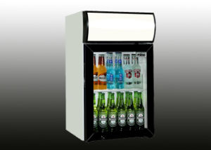 50L Glass Door Table Mini Fridge pictures & photos