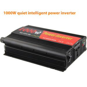 1000W Energy Saving Quiet Intelligent Power Inverter pictures & photos
