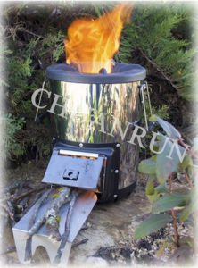 Outdoor Camping Rocket Stove pictures & photos