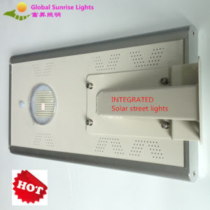 High Quality Solar LED Road Lamp, High Brightness, CE Approval pictures & photos