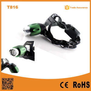 T816 High Power Rechargeble LED Headlamp pictures & photos