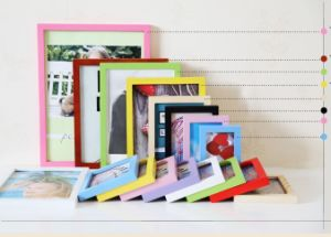 Picture Frame Custom Photo Frame Multi-Size Frames pictures & photos