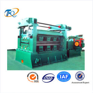 1 Year Warranty Expanded Metal Mesh Machine with Flattening pictures & photos